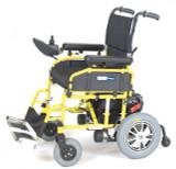 Wildcat Folding Power Wheelchair-457