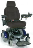 Image EC Mid Wheel Drive Power Wheelchair-459