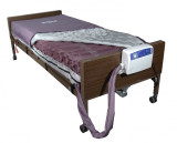 Med Aire Low Air Loss Mattress Replacement System with Alternating Pressure-493