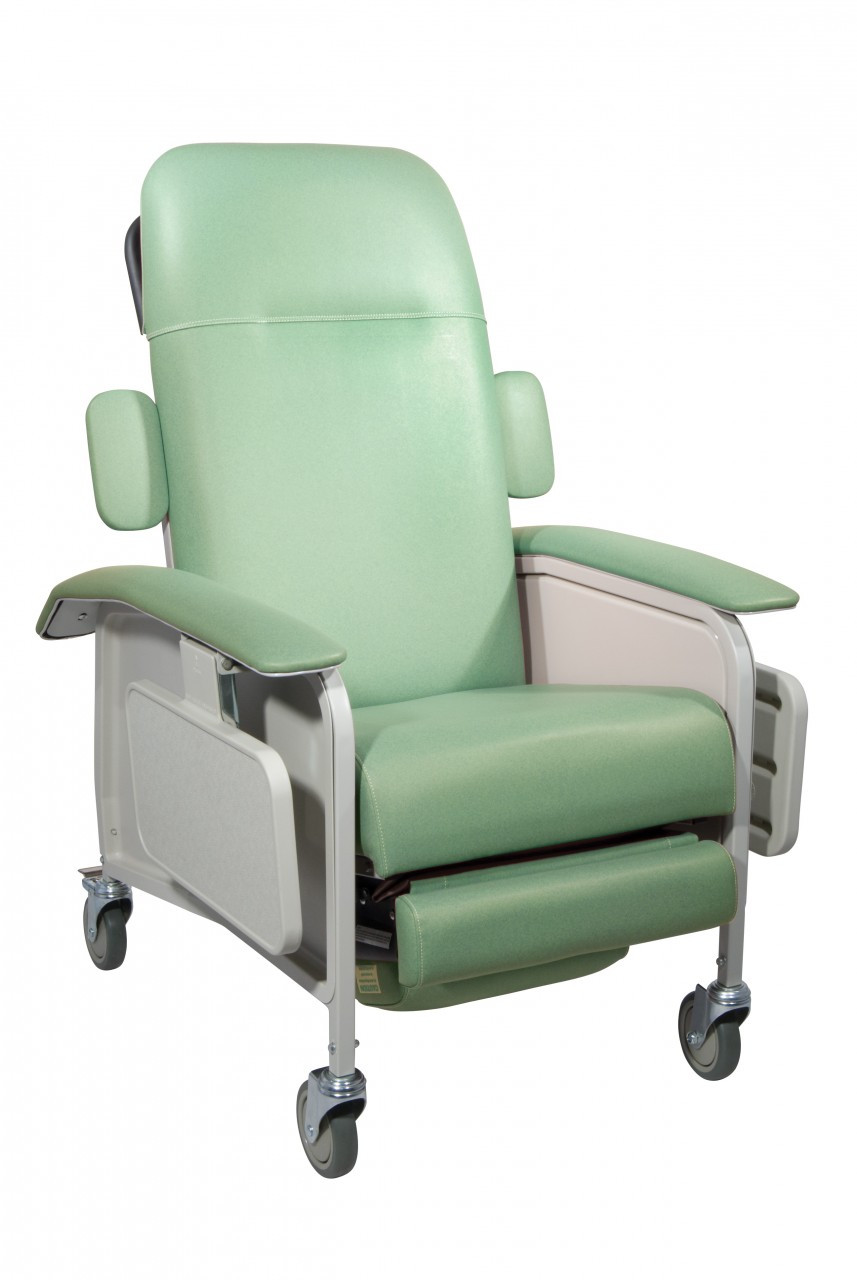 Clinical Care Geri Chair Recliner-566 - Advantage Medical Products