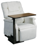 Seat Lift Chair Overbed Table-617