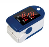 HealthOX Clip Style Fingertip Pulse Oximeter with LCD Screen-659