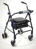 Mimi Lite Push Brake Rollator-695