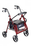 Duet Transport Wheelchair Rollator Walker-701
