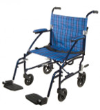 Fly Lite Ultra Lightweight Transport Wheelchair-746