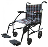 Fly Lite Ultra Lightweight Transport Wheelchair-747