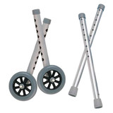 "Extended Height 5"" Walker Wheels and Legs Combo Pack-778"