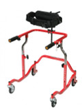Trunk Support for Pediatric Safety Rollers-1030