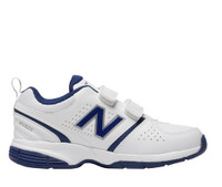 625 WHITE LEATHER VELCRO NEW BALANCE