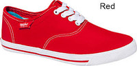 Mossimo Candy Plimsolls Red