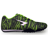 RACER RACING FLAT - BLACK/LIME