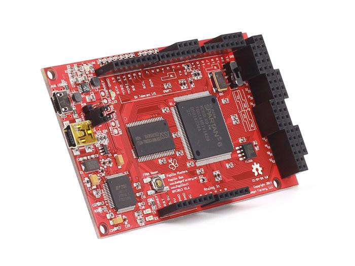 Papilio DUO FPGA Board