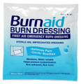 """Burnaid 8""""x8"""" Burn Relief Dressing"""
