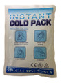 "Lot 10 Instant Cold Packs 19X13cm (7.5"" X 5.1"")"