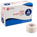 "Dynarex Paper Surgical Tape - 1"" x 10 yds One Unit"