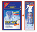Special Offer: Uriel Ice & Go Cooling Bandage x 2 + Uriel Ice & Go Spray