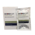 Lot of 5 WoundClot Trauma Gauze (Hemostatic Dressing) - 8 cm x 100 cm