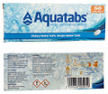 AQUATABS Water Purification Tablets (50 tablets)