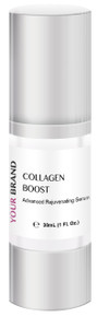 Private Label Skincare Collagen Boost Serum