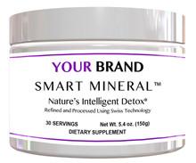Private Label Smart Mineral Zeolite Clinoptilolite Powder