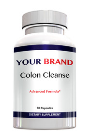 Private Label Supplements - Colon Cleanse
