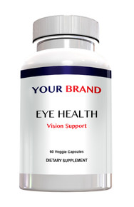 Private Label Supplements Eye Health