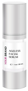 Private Label Ageless Facial Serum