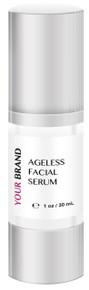 Private Label Ageless Facial Serum