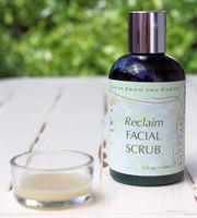 Reclaim Facial Scrub