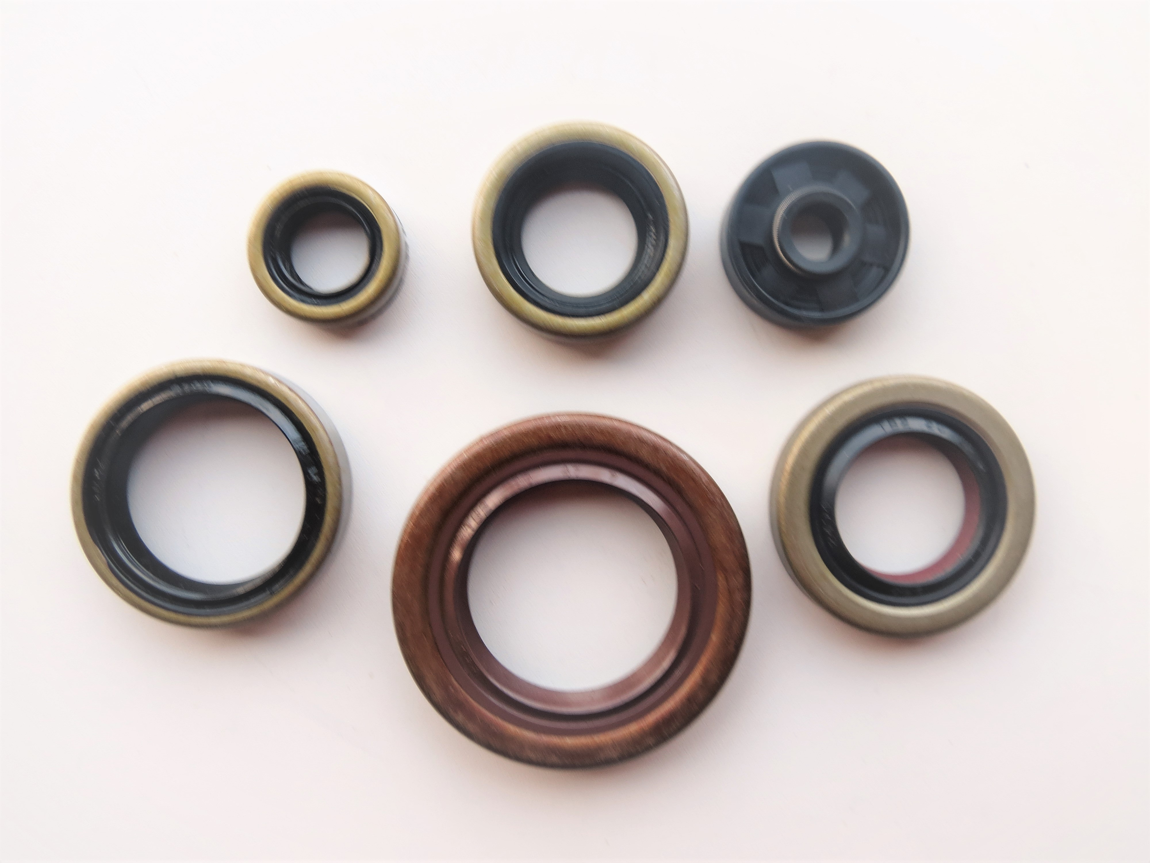 KTM65 SX  MXSP ENGINE OIL SEALS KIT 2009-2017