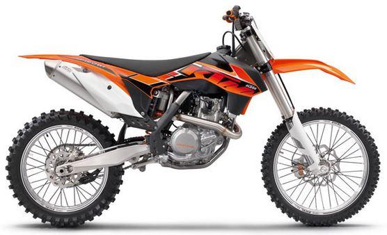 450 SX-F 2007-2015