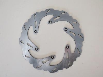 Front and Rear Brake Rotors for Honda, Kawasaki, KTM, Suzuki and Yamaha motocross bikes