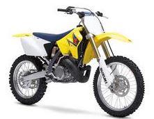 Suzuki RM250 2 stroke