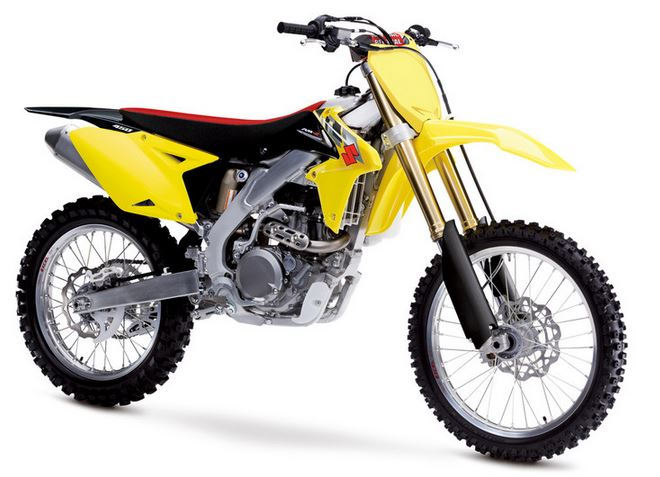 Suzuki RMZ450 2005-2015