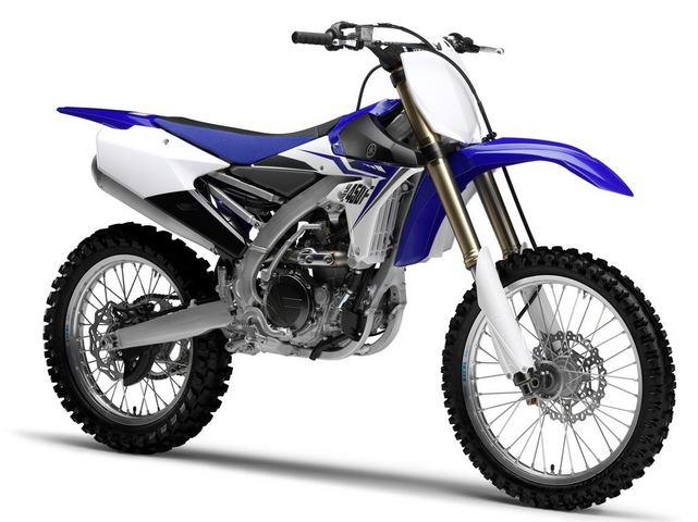 Yamaha YZ450F 4 Stroke