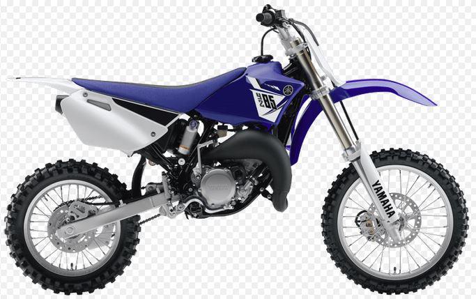 Yamaha YZ85 2002-2015