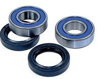 NEW KAWASAKI KX65 KX85 FRONT WHEEL BEARING & SEAL KIT 2000-2016
