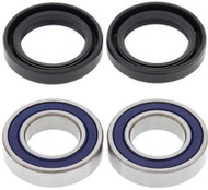 YAMAHA YZ125 YZ250 YZ250F YZ450F FRONT WHEEL BEARINGS & SEALS 1998-2018*