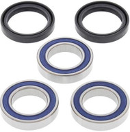 YAMAHA YZ250F YZ450F PRO X REAR WHEEL BEARINGS & SEALS KIT 2009-2017