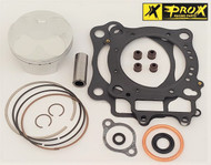 NEW KAWASAKI KX250F TOP END PARTS REBUILD KIT 2009-2010