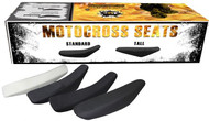 KAWASAKI KX450F SEAT WITH COVER PSYCHIC MX PARTS 2009-2015