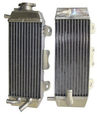 YAMAHA WR250F RADIATOR SET PSYCHIC MX PARTS 2001-2013
