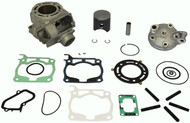 YAMAHA YZ125  BIG BORE CYLINDER KIT 144cc / 58mm 2005-2017
