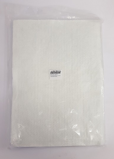 MUFFLER EXHAUST MAT PACKING 10mm x 650mm x 450mm Large Sheet