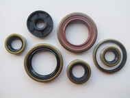 KTM 250 SX-F 250 EXC-F ENGINE OIL SEALS KIT 2006-2012