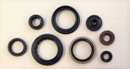 NEW SUZUKI RMZ450 ENGINE OIL SEALS KIT MXSP 2008-2016
