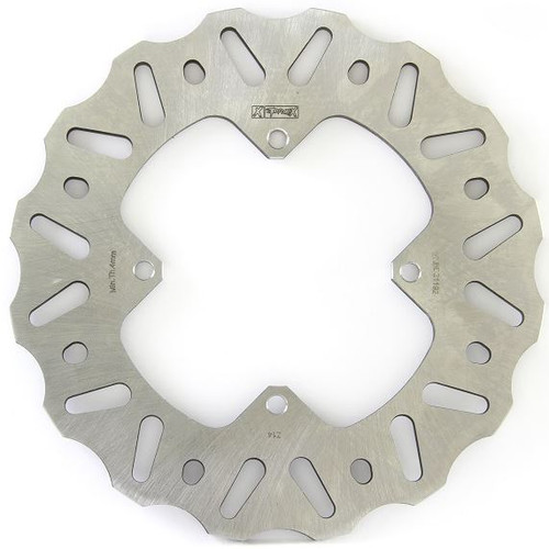 NEW HONDA CR85R CRF150R PRO X REAR BRAKE DISC ROTOR 2003-2017