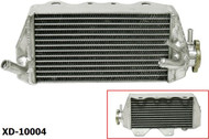 KAWASAKI KX450F RADIATOR SETS PSYCHIC MX PARTS 2006-2015