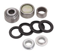 SUZUKI RM85 PIVOT WORKS UPPER & LOWER SHOCK BEARING KIT 2005-2016