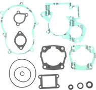 KTM 50 SX COMPLETE GASKET KIT & OUTER SEALS MX PARTS 2002-2008